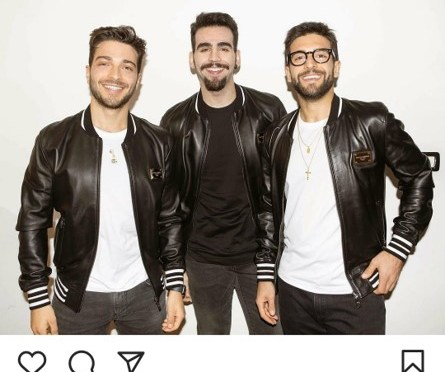 EXTRA/URGENT IN A FEW HOURS!!  IL VOLO ON RAI3!