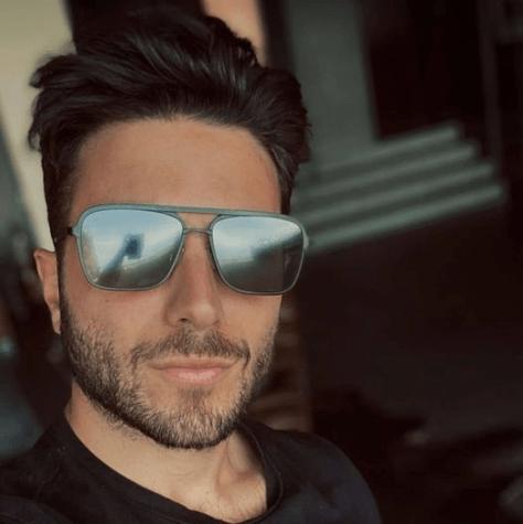 Gianluca in sunglasses