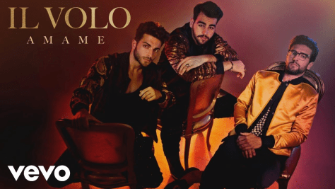 Cover of the IL VOLO AMAME CD