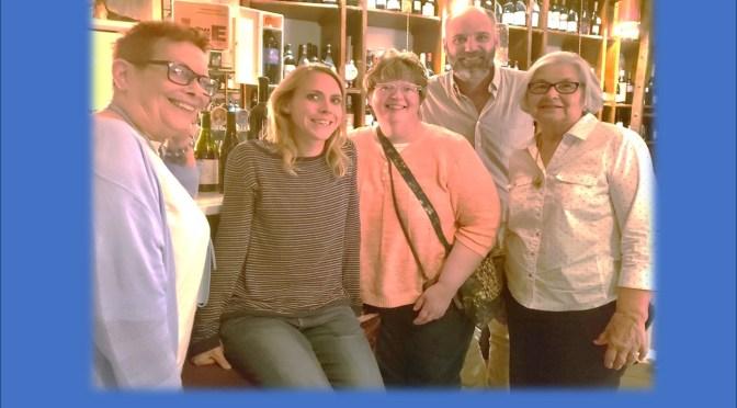 Part I: Verona, Italy September 24, 2019 (2 yrs in the making!) – The Story of Jana, Lorna, & Rose Marie…