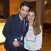@i_kika Gianluca and Fan Vienna - 2015
