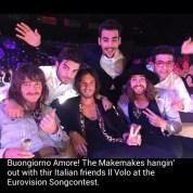 @ilvoloabruzzo Il Volo and friends - Vienna - 2015
