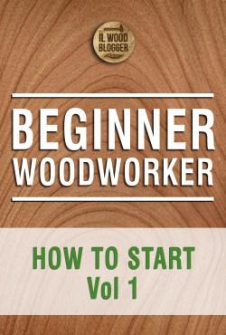 beginner woodworker