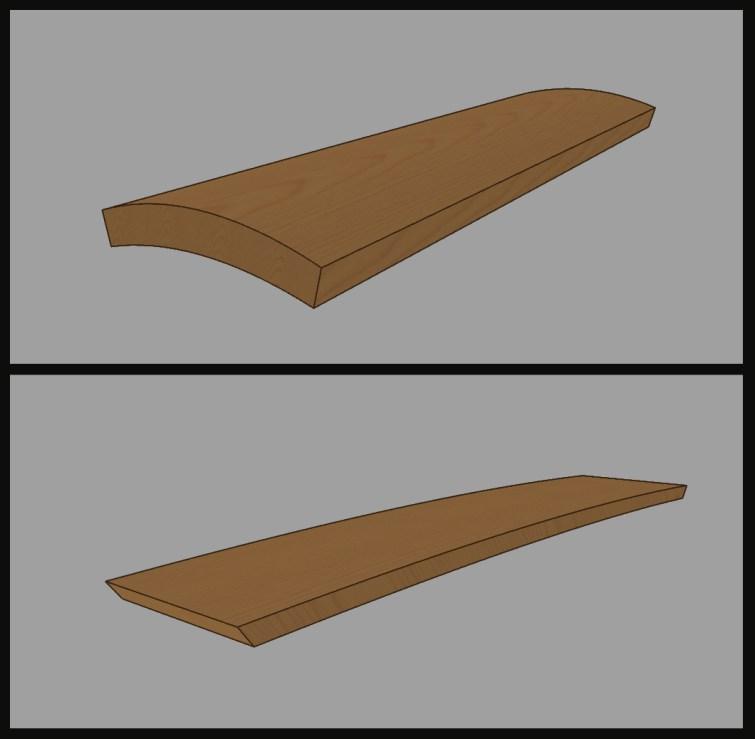 deformazioni legno