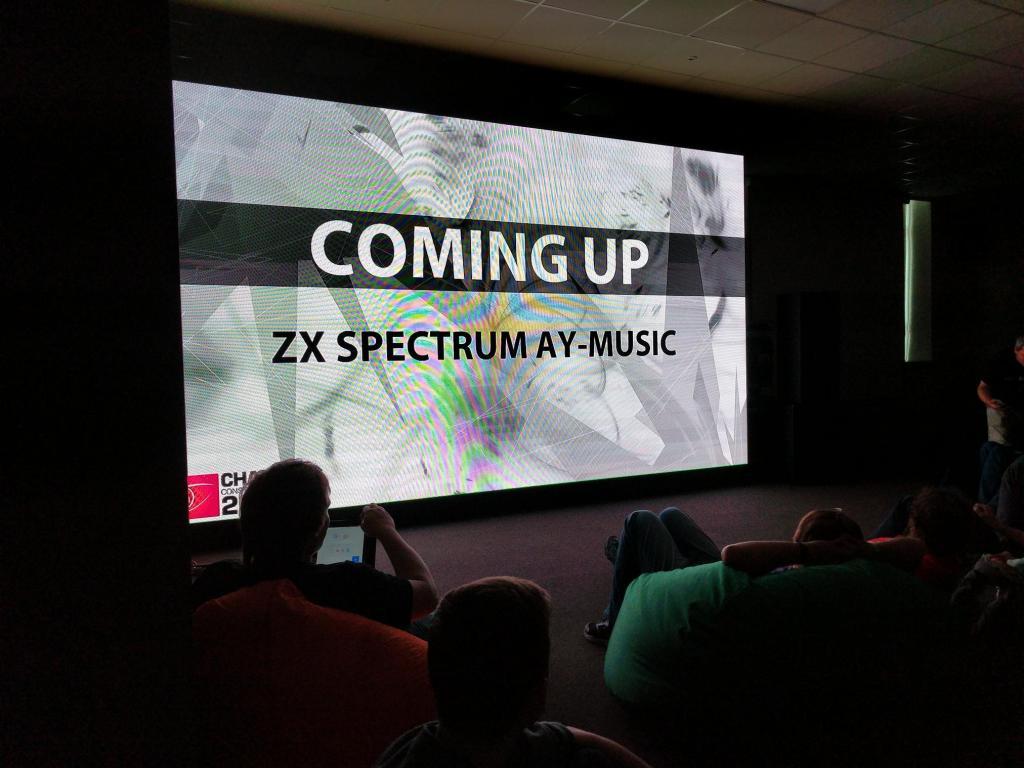 CC'2018, ZX Spectrum AY-music