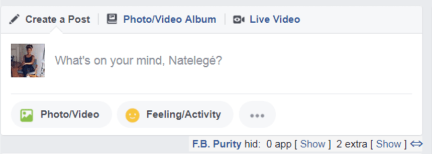 facebook-purity