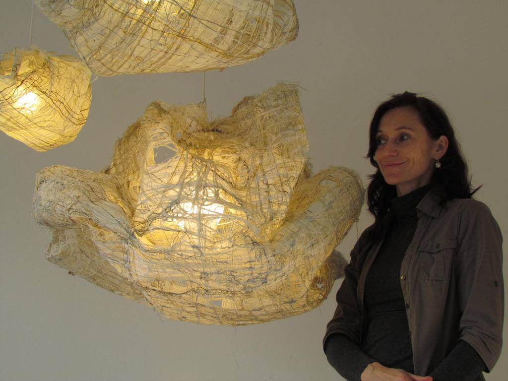 Organisk Lampe