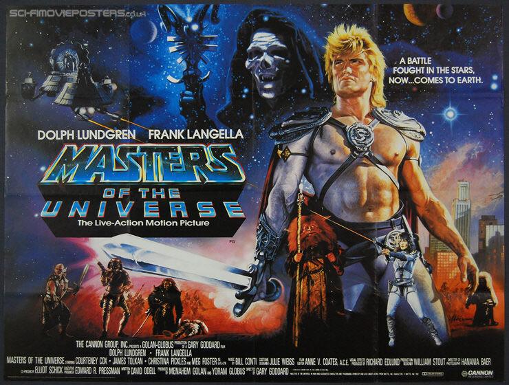Masters (1987) I dominatori dell'universo