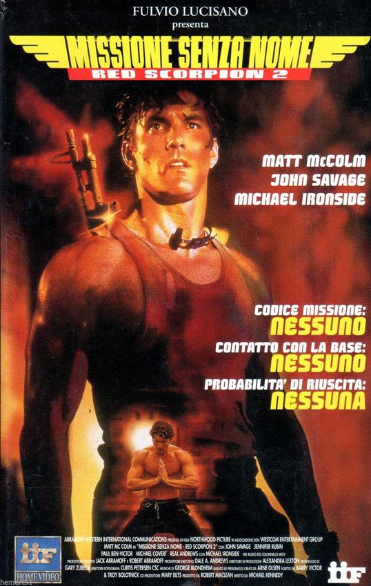 Red Scorpion 2 (1994) Missione senza nome