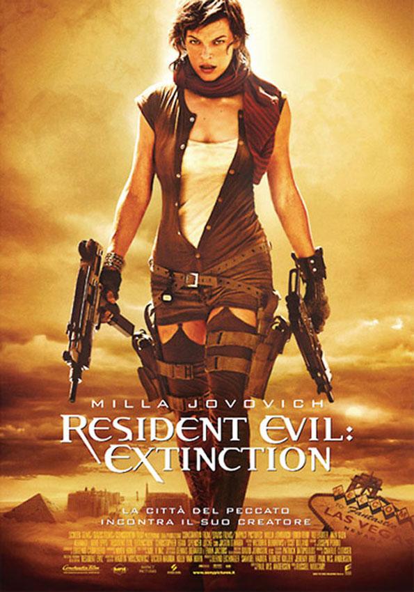 Resident Evil (2007) Extinction