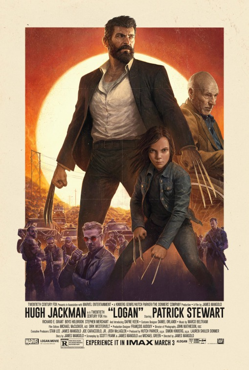Logan (2017) Anteprima assoluta del Zinefilo