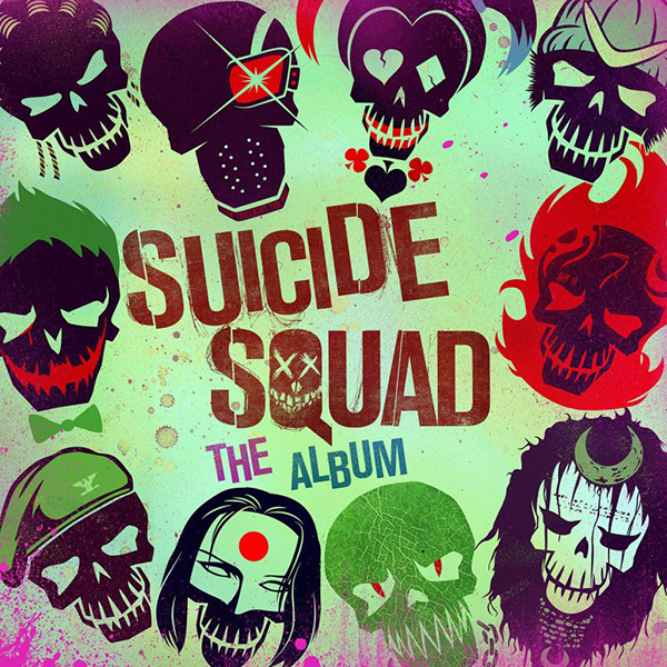 [Soundtrack] Suicide Squad (2016)