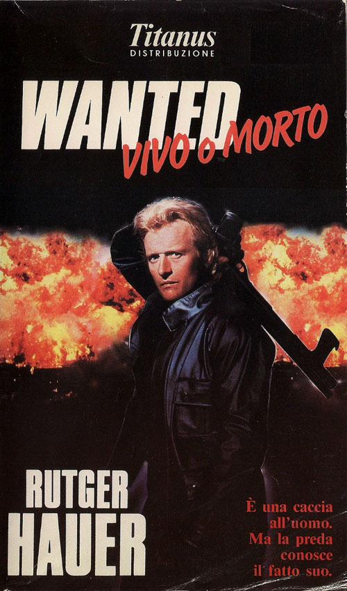 Wanted: vivo o morto (1987) Quando Rutger Hauer rockeggiava