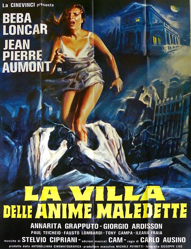 La villa delle anime maledette (1982)