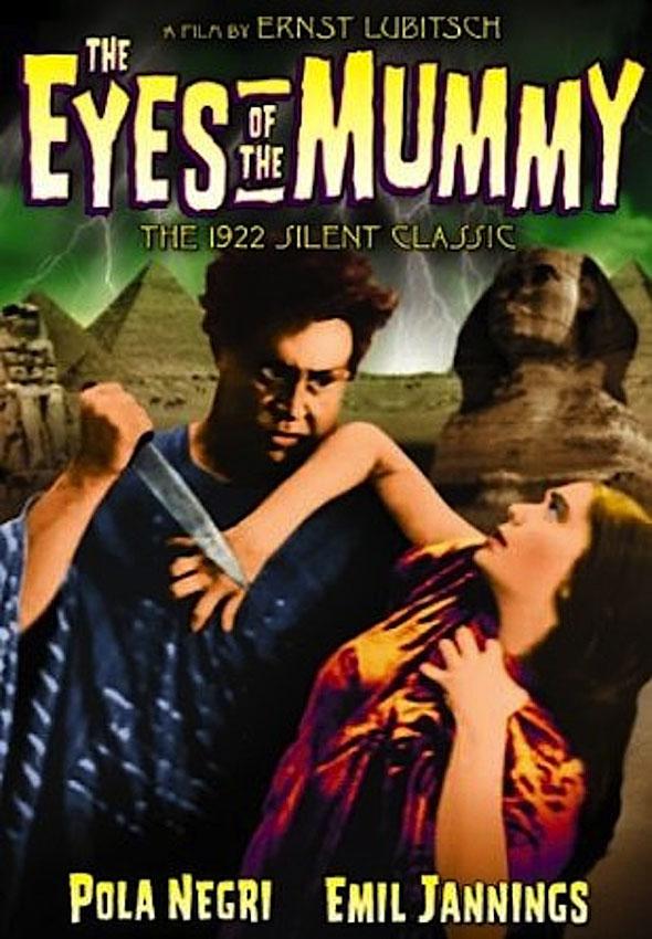 Die Augen der Mumie Mâ (1918) Gli occhi della mummia
