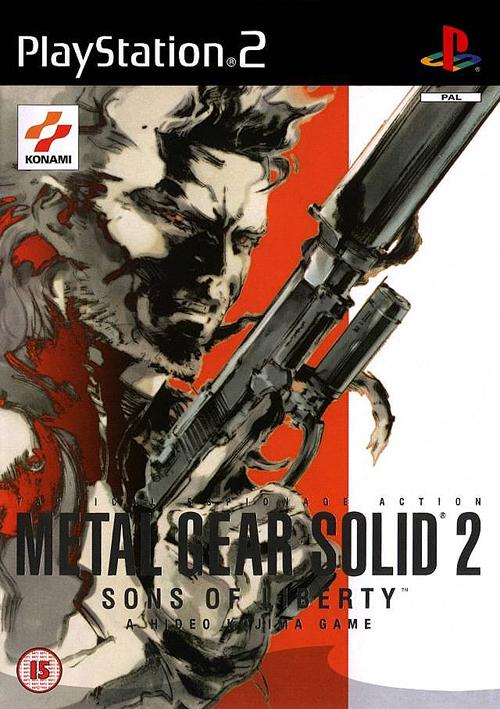 [Videogiochi] Metal Gear Solid 2 (2012)