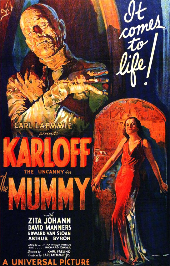 The Mummy (1932) La mummia