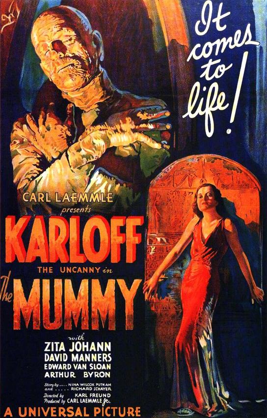 The Mummy (1932) La mummia