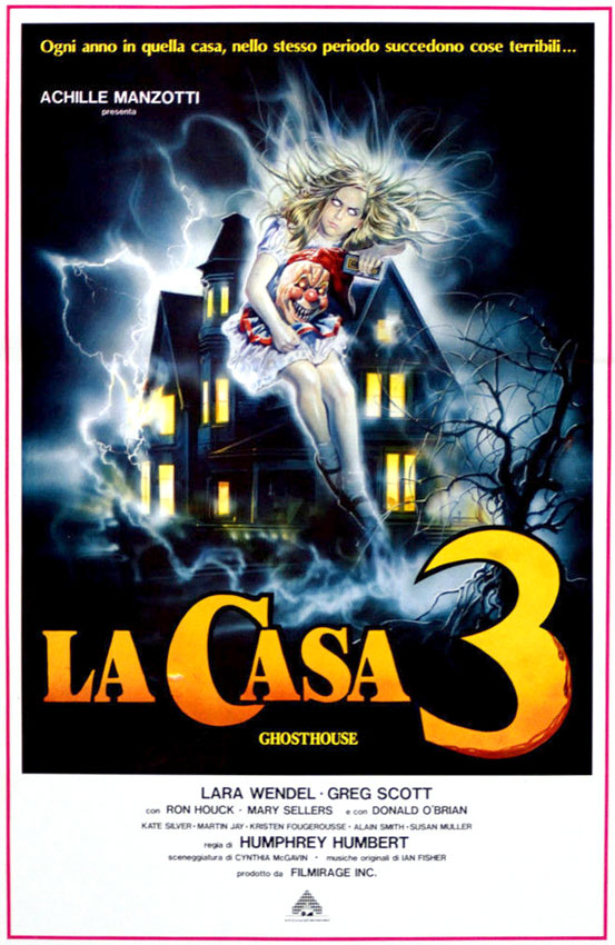 La casa 3 (1988) Ghosthouse