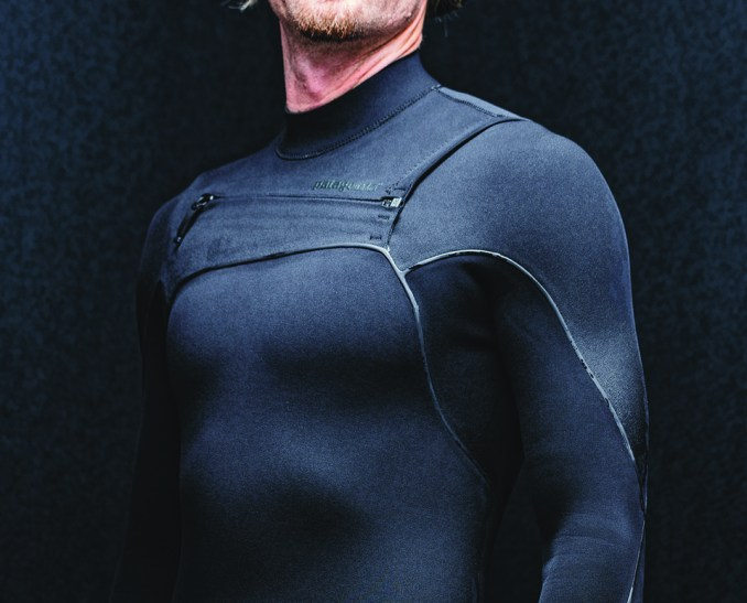 Patagonia's Yulex-based wetsuit arrives in August.