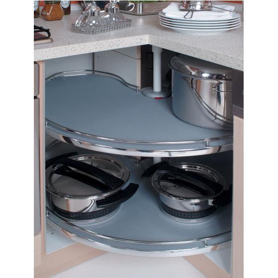 Cabinet Matting Non SlipNon Skid Shelf Liner Mats For