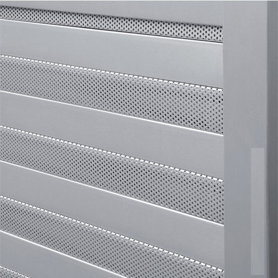 Hafele Aluminum Roller Shutters Box Milano With Free