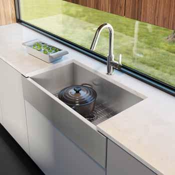 apron front single bowl kitchen sink