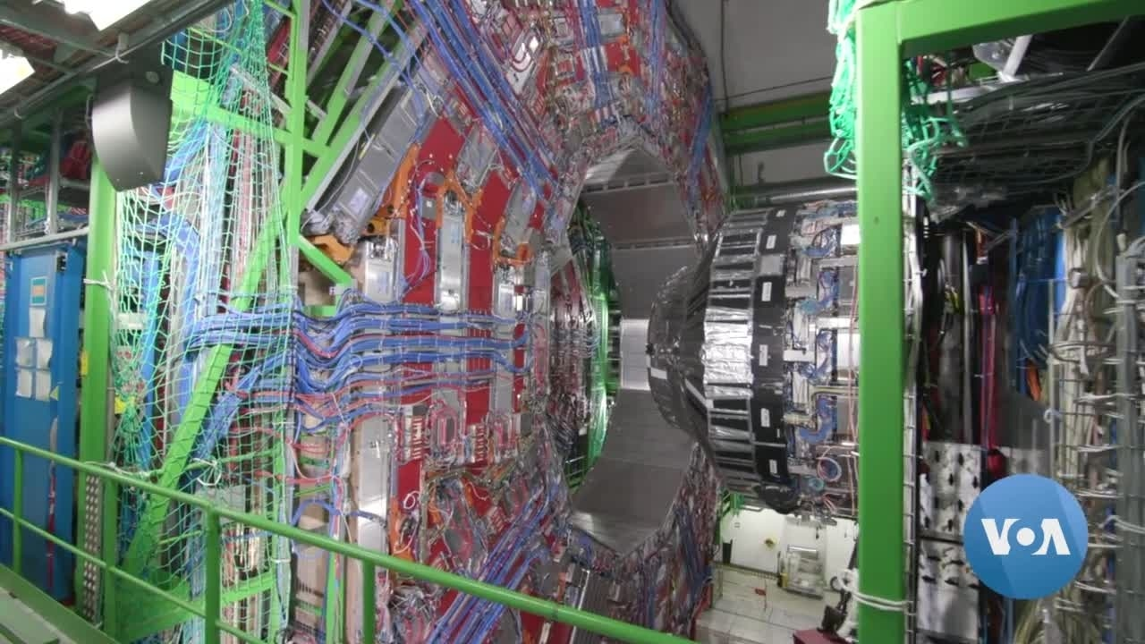 Massive Machines Search for Smallest Pieces of Universe