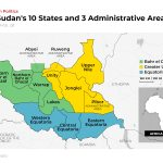 South Sudan S New Map May Solve One Problem But Create Another Voice Of America English