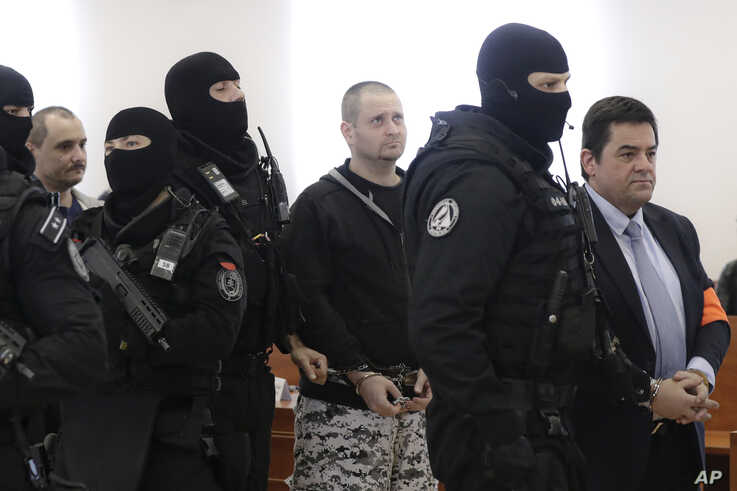 Marian Kocner the suspected mastermind in the slaying of an investigative journalist Jan Kuciak and his fiancee Martina…