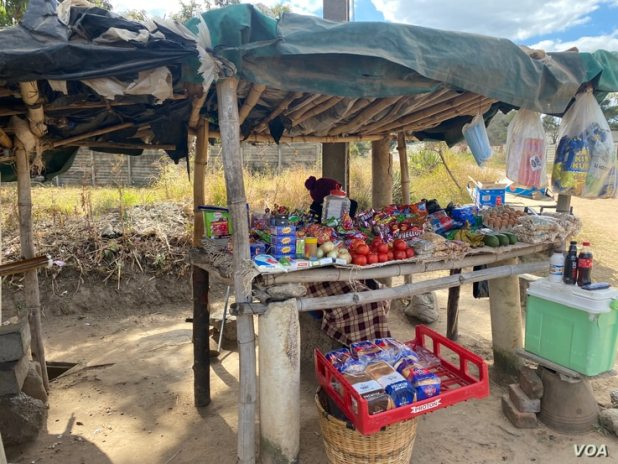 Zimbabwe vendors will need a COVID-19 vaccination certificate to continue trading, according to Vice President Constantino Chiwenga's comments in Harare on June 24, 2021. (ColumbusMavhunga/VOA)