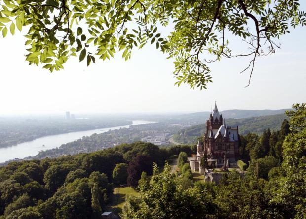 Drachenburg - Foto: Tourismus & Congress GmbH Region Bonn