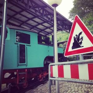 Zahnradbahn - Foto: Sascha Hüsing