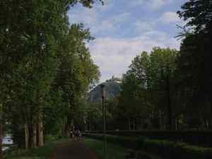 Drachenfels bei Bad Honnef