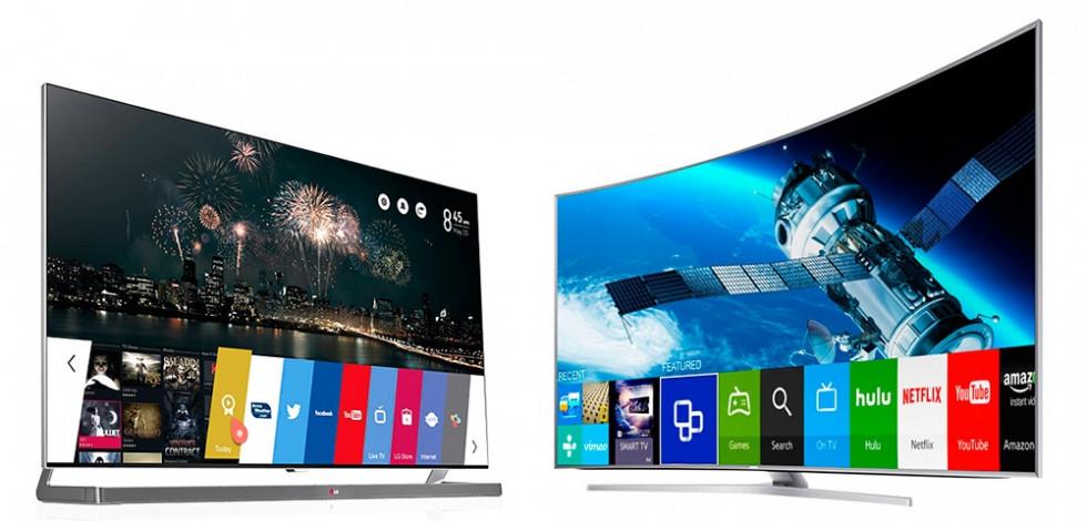 Samsung Smart TV немесе LG-ден Smart TV: не жақсы және не таңдау керек?