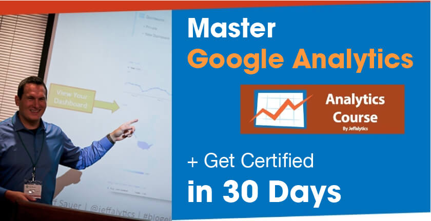 google analytics crash course review