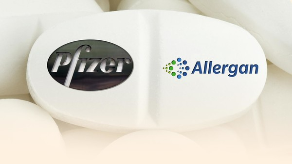 pfizer take over