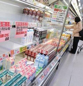 Japonya'da radyasyon gıdalara da bulaştı