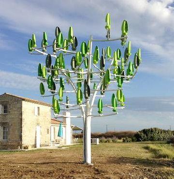 Elektrik ağacı!