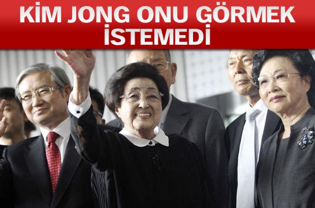 Güney Kore'nin Nobel ödüllü eski Devlet Başkanı Kim Dae-jung'un eşi Lee Hee-Ho 4 günlük Kuzey Kore ziyaretine başladı. Güney Kore'nin eski first ladysi Lee'nin, Kuzey Kore lideri Kim Jong-un'la görüşmesi ise beklenmiyor