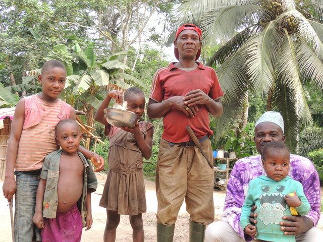 Afbeeldingsresultaat voor Kamerun'da Müslüman Pigmeler