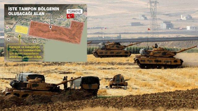Irak Kürt Bölgesel Yönetimi bağımsızlık referandumu TSK Irak tampon bölge