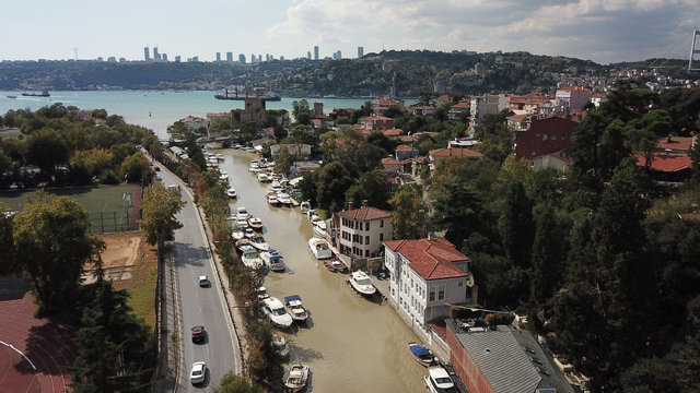 İstanbul Boğazı çamura bulandı!