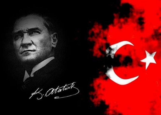 10 Kasım mesajları 2018! Atatürk'ü Anma Günü için en anlamlı mesajlar burada... 10 Kasım'ı unutmayacağız!