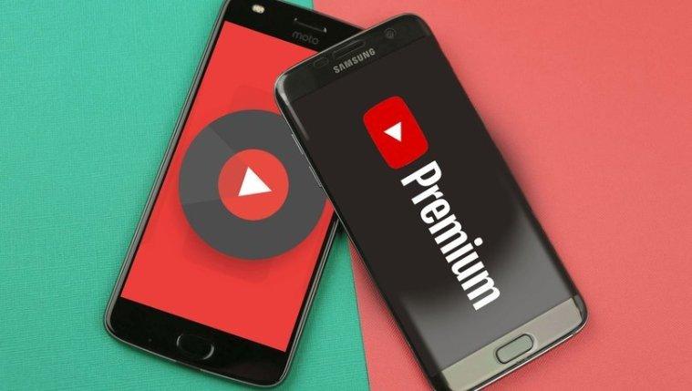 YouTube Premium Türkiye'de