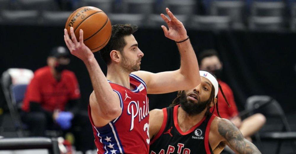 NBA'de Furkan Korkmaz, 76ers'ın galibiyetine 19 sayılık katkıda bulundu