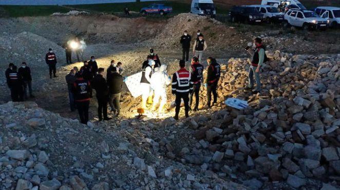 SON DAKİKA! Kayıp olarak aranan Fatma'nın cesedi de katili de ortaya çıktı! - HABERLER 16