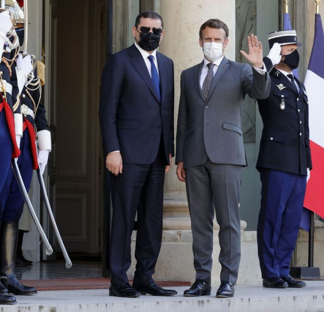 SON DAKİKA: Fransa Cumhurbaşkanı Macron'dan Libya'da Türkiye açıklaması! - Haberler 14