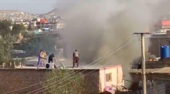 SON DAKİKA: Afganistan'ın başkenti Kabil'de yeni patlama! 14