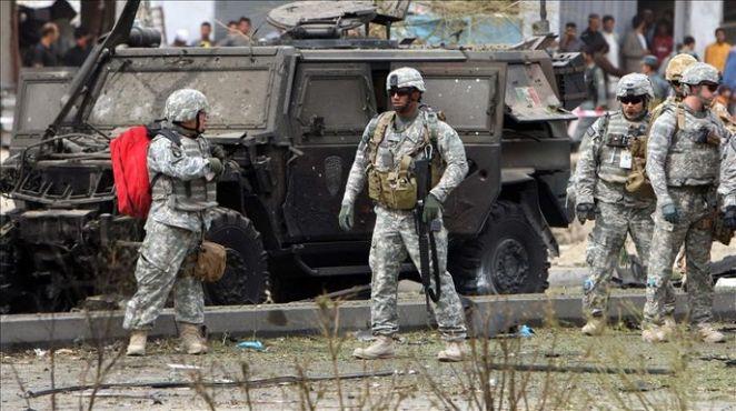 SON DAKİKA: ABD ve Afgan ordusu tarafından Taliban'a bırakılan askeri güç 14